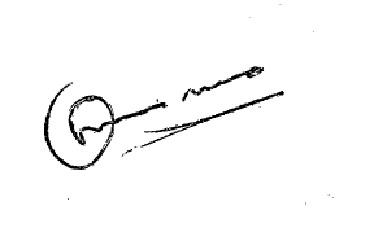 Figuras del Fútbol. Joaquín Sierra Quino. firma