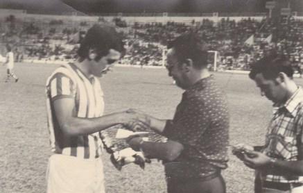 Hoy hace 44 años. Homenaje a Francisco Telechía.