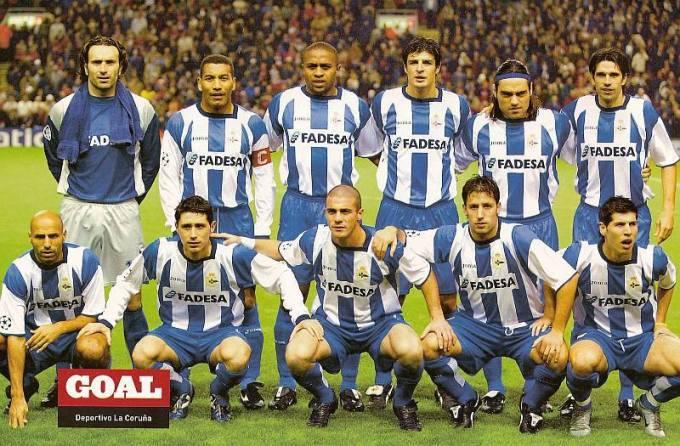 El Deportivo en 2004