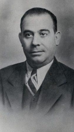 Hoy hace 65 años. Fallece Manuel Ruiz.