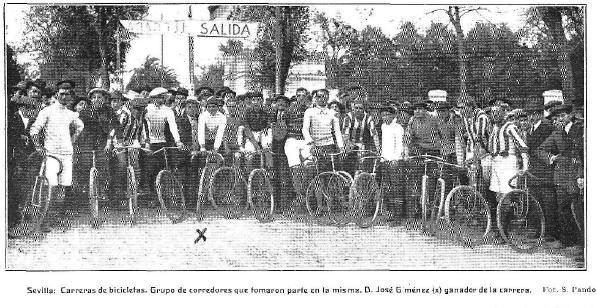 Fuente: La Unión Ilustrada 13 de abril de 1913