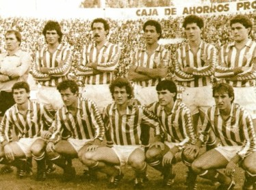 Hoy hace 35 años. Betis 4 Real Madrid 1.
