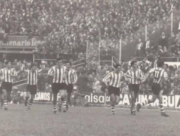 Hoy hace 52 años. Sevilla 2 Betis 3.