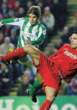Hoy hace 15 años. Liverpool 0 Betis 0 en Liga de Campeones.