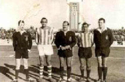 Hoy hace 53 años. Algeciras 0 Betis 1.
