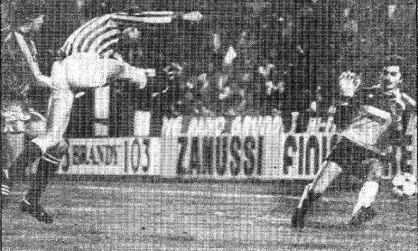 Hoy hace 36 años. Betis 4 Real Madrid 1.