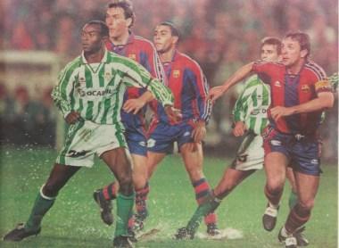 Betis-Barcelona Liga 1997
