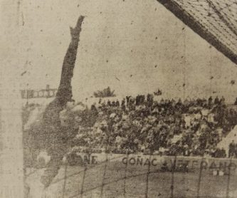 Betis-Tenerife Liga 1954