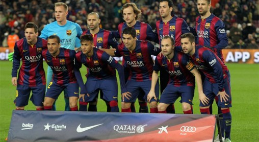 Nos visita el FC Barcelona