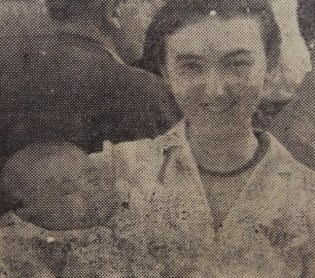 Entrevista Amparito Pérez Cortés 1955