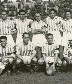 Hoy hace 78 años.  Betis 4 Sabadell 2.