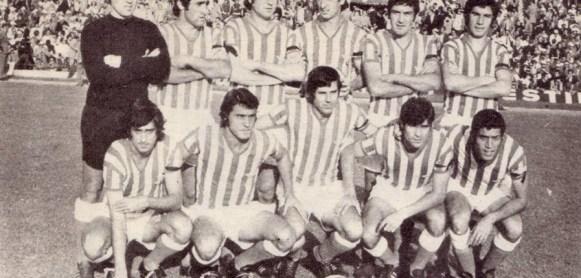 Alineación Betis-Sevilla Liga 1973