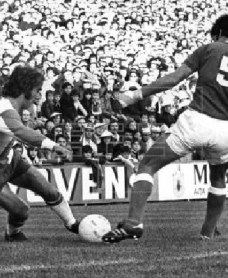 Hoy hace 43 años. Espanyol 1 Betis 1.