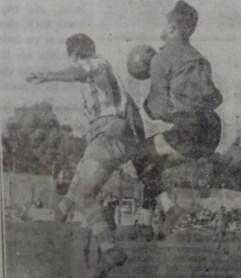 Morón-Betis Amistoso 1956