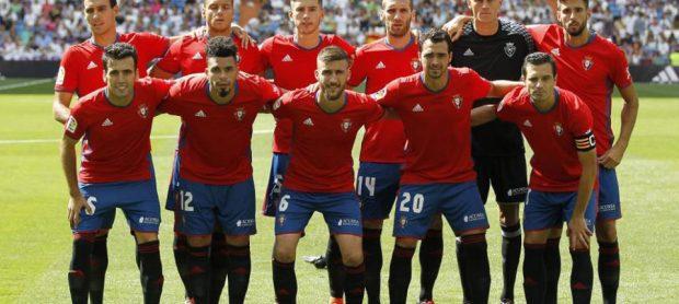 Nos visita el Club Atlético Osasuna