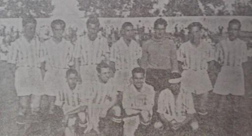 Hoy hace 83 años. Sevilla 1 Betis 3.