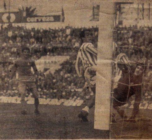Hoy hace 48 años. Betis 2 Real Madrid 1.