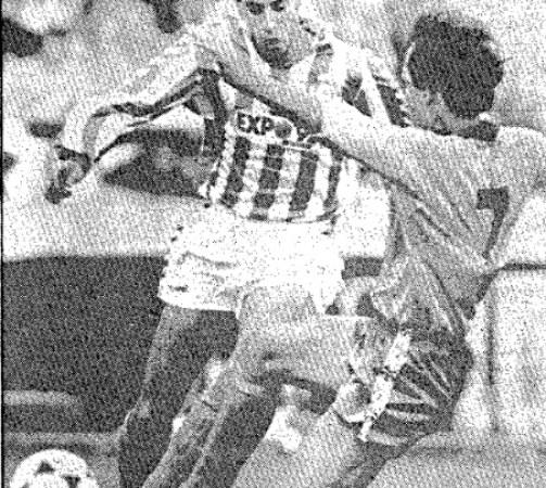 Hoy hace 33 años. Betis 3 Cádiz 2.
