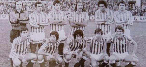 Alineación Betis-Barcelona Liga 1981