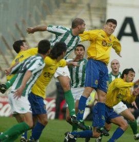 Betis-Villarreal Liga 2003