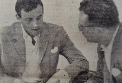 Entrevista Alfredo Hugo Rojas 1959