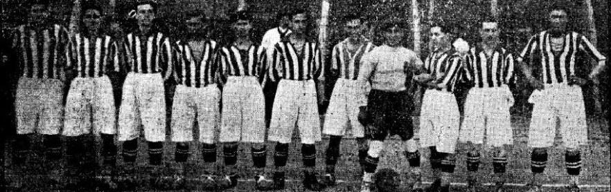 Hoy hace 97 años. Sevilla 1 Betis 1.