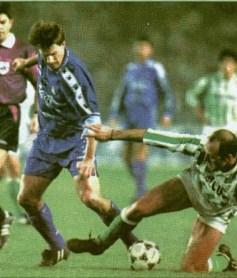 Betis-Real Madrid Liga 1995