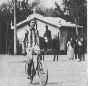 1913-1914.-Don Carlos Blond Mesa.-Presidente Sociedad Sevilla Balompié.