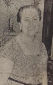 Entrevista Dolores Conde 1958