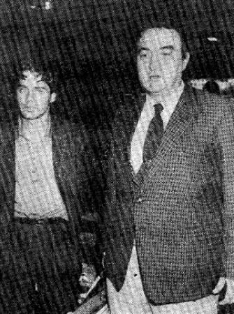 Hoy hace 33 años. Fichaje de Roberto López Ufarte.