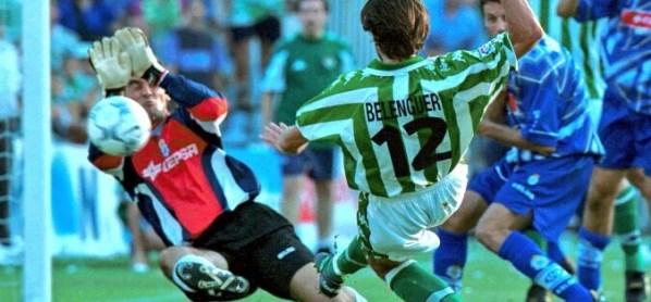 Hoy hace 19 años. Betis 1 Recreativo 0.