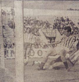 Hoy hace 62 años. Betis 6 Granada 1.