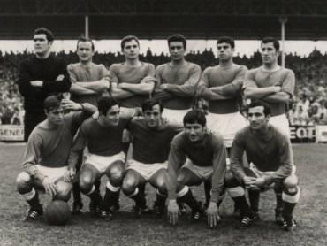 Alineación Alavés-Betis Liga 1969
