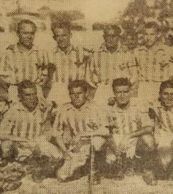 Alineación Betis-Salamanca Liga 1942