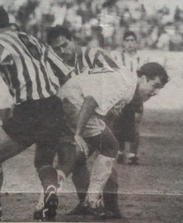 Hoy hace 27 años. Atlético Marbella 2 Betis 2.