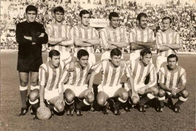 Hoy hace 53 años. Betis 4 Alavés 0.