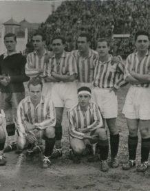 Alineación Betis-Sevilla Liga 1940