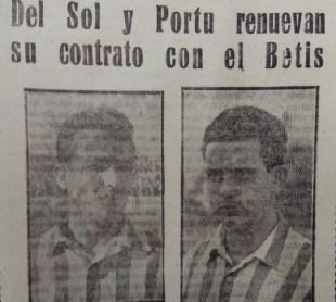 Renovación de Portu y Del Sol 1956