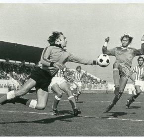 Getafe-Betis Liga 1978