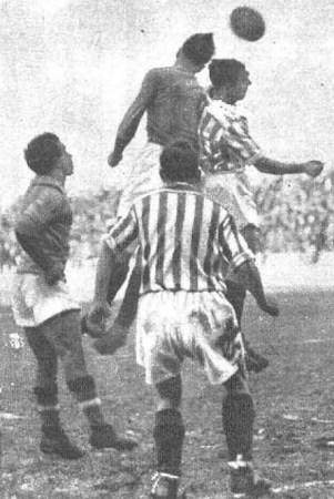 Hoy hace 87 años. Betis 4 Oviedo 2.