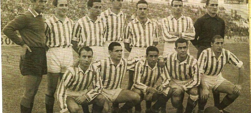 Hoy hace 67 años. Betis 1 Real Córdoba 0.