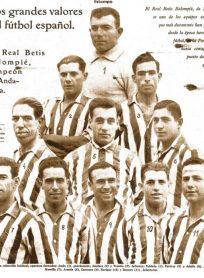 El Betis en 1928