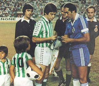 Homenaje a Julio Cardeñosa 1981