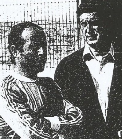 Hoy hace 42 años. León Lasa suple a José Luis García Traid en el banquillo.