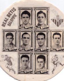 Album de cromos temporada 1959-60