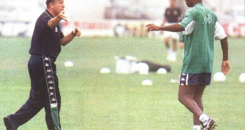 Hoy hace 22 años. Comienzan los entrenamientos de la temporada 1999-00.