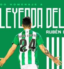 Rubén Castro. La leyenda