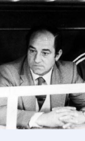 Hoy hace 42 años. Firma de Luis Carriega.