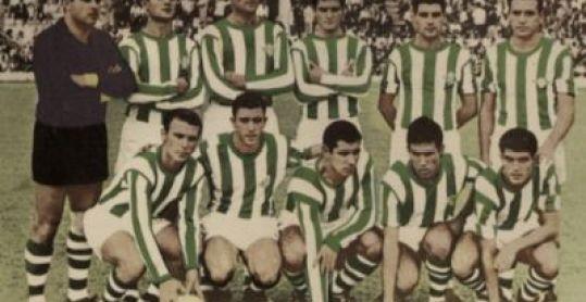 Hoy hace 55 años. Betis 4 Deportivo 0