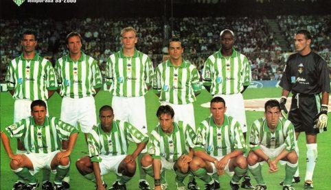Hoy hace 20 años. Barcelona 4 Betis 1